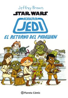 STAR WARS ACADEMIA JEDI Nº 02/03-BROWN, JEFFREY-9788416401710
