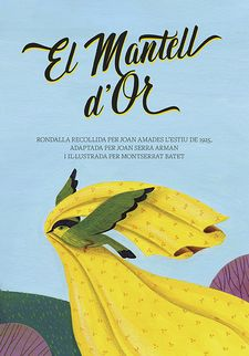 EL MANTELL D''OR-ANÓNIMO-9788416445509