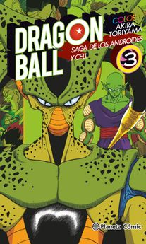 DRAGON BALL COLOR CELL Nº 03/06 -TORIYAMA, AKIRA-9788416476749