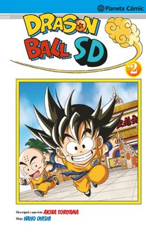 DRAGON BALL SD Nº 02 -OHISHI, NAHO-9788416476817