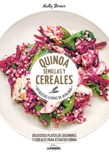 QUINOA, SEMILLAS Y CEREALES -BROWN, MOLLY-9788416489787