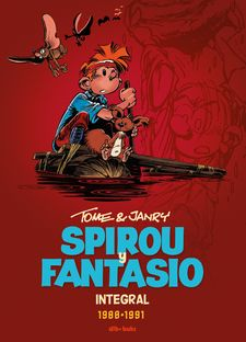 SPIROU Y FANTASIO INTEGRAL 15-TOME / JANRY-9788416507245