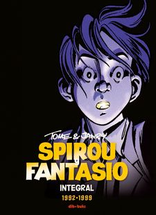 SPIROU Y FANTASIO INTEGRAL 16-TOME / JANRY-9788416507504