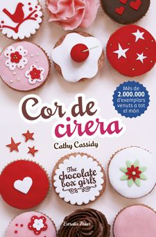 COR DE CIRERA THE CHOCOLATE BOX GIRLS 1.-CASSIDY, CATHY-9788416522354