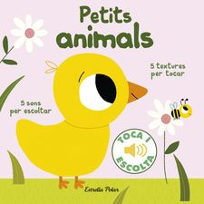 PETITS ANIMALS. TOCA I ESCOLTA -BILLET, MARION-9788416522477
