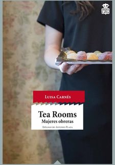 TEA ROOMS -CARNÉS CABALLERO, LUISA-9788416537112