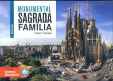 MONUMENTAL SAGRADA FAMÍLIA (ENGLISH)-DANIEL VENTEO-9788416547593