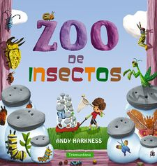 ZOO DE INSECTOS-HARKNESS  HARKNESS, ANDY-9788416578467