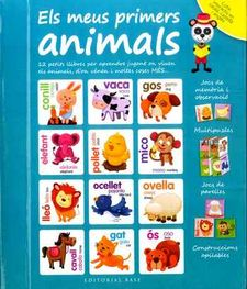 ELS MEUS PRIMERS ANIMALS-GASOL, ANNA / BLANCH, TERESA-9788416587261