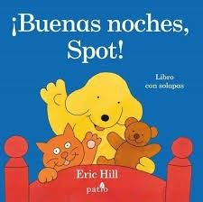 BUENAS NOCHES SPOT -HILL, ERIC-9788416620272