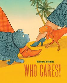 WHO CARES!-STEINITZ, BARBARA-9788416733347