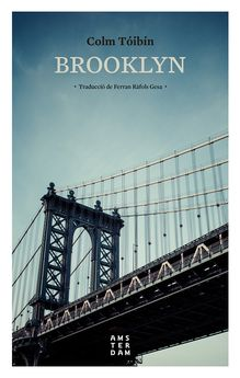 BROOKLYN -TÓIBÍN, COLM-9788416743384