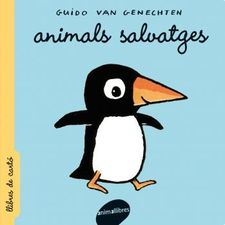 ANIMALS SALVATGES-VAN GENECHTEN, GUIDO-9788416844357