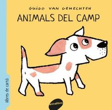 ANIMALS DEL CAMP -VAN GENECHTEN, GUIDO-9788416844364