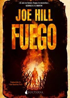 FUEGO -HILL, JOE-9788416858101