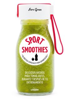 SPORT SMOOTHIES-GREEN, FERN-9788416890538