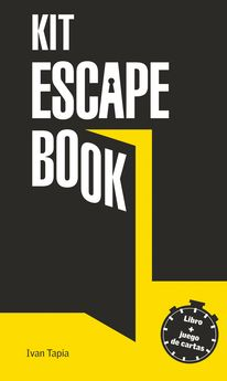 KIT ESCAPE BOOK-TAPIA, IVAN-9788416890927