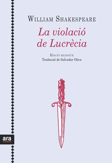 LA VIOLACIÓ DE LUCRÈCIA-SHAKESPEARE, WILLIAM-9788416915071