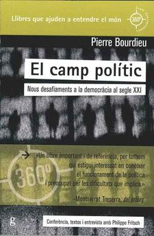 EL CAMP POLÍTIC-BOURDIEU, PIERRE-9788416919796