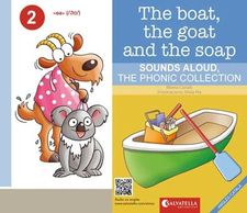 THE BOAT,THE GOAT AND THE SOAP-CANALS BOTINES, MIREIA-9788417091903