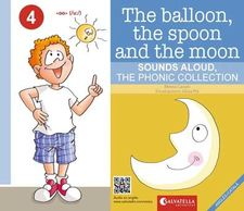 THE BALLOON,THE SPOON AND THE MOON-CANALS BOTINES, MIREIA-9788417091927