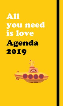 AGENDA ANUAL THE BEATLES 2019-SIERRA I FABRA, JORDI-9788417166229