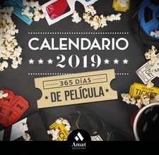 CALENDARIO CINE 2019-AMAT EDITORIAL-9788417208387