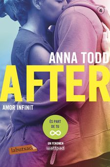 AFTER. AMOR INFINIT (SÈRIE AFTER 4)-TODD, ANNA-9788417420024