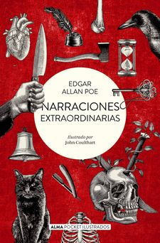 NARRACIONES EXTRAORDINARIAS (POCKET)-POE, EDGAR ALLAN-9788417430689