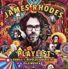 PLAYLIST. REBELS I REVOLUCIONARIS DE LA MÚSICA-RHODES, JAMES-9788417515423