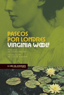 PASEOS POR LONDRES-WOOLF, VIRGINIA-9788417594794