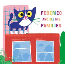 FEDERICO AND ALL HIS FAMILIES-HERNÁNDEZ, MILI-9788417673567