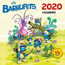 CALENDARI BARRUFETS 2020-CULLIFORD, PIERRE-9788417759445