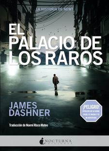 EL PALACIO DE LOS RAROS-DASHNER, JAMES-9788417834999