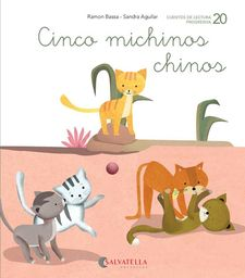 CINCO MICHINOS CHINOS-BASSA I MARTÍN, RAMON-9788417841195