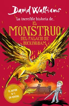 EL MONSTRUO DEL BUCKINGHAM PALACE-WALLIAMS, DAVID-9788417922962