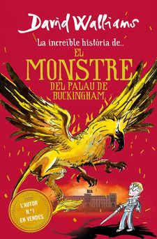 EL MONSTRE DEL BUCKINGHAM PALACE-WALLIAMS, DAVID-9788417922979