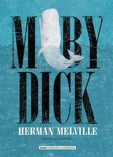 MOBY DICK-MELVILLE, HERMAN-9788418008085