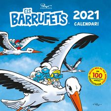 CALENDARI BARRUFETS 2021-CULLIFORD, PIERRE-9788418434228