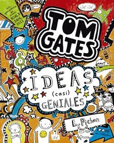TOM GATES: IDEAS (CASI) GENIALES -PICHON, LIZ-9788421699867