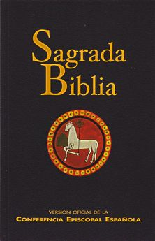 SAGRADA BIBLIA (POPULAR) VERS.OFICIAL CONFE.EPISCOPAL ESPAÑO (SPA)-CONFERENCIA EPISCOPAL ESP-9788422015611