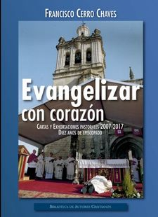 EVANGELIZAR CON CORAZON -CERRO CHAVES, FRANCISCO-9788422019930