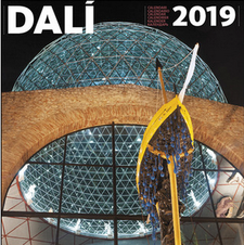 CALENDARI 2019 GRAN : DALÍ -TRIANGLE POSTALS-9788424455194