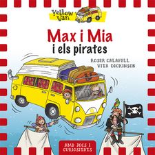 MAX I MIA I ELS PIRATES -DICKINSON, VITA-9788424656522