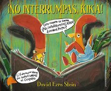 NO INTERRUMPAS, KIKA -EZRA STEIN, DAVID-978-84-261-3929-0