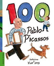 100 PABLO PICASSOS-LEMAY, VIOLET-978-84-261-4367-9