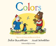 COLORS -DONALDSON, JULIA-9788426144355