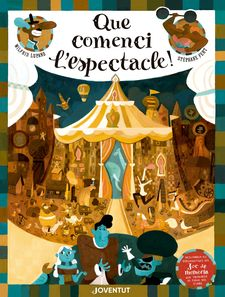 QUE COMENCI L'ESPECTACLE!-LUPANO, WILFRID-9788426145666