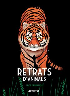 RETRATS D'ANIMALS-BRUNELLIÈRE, LUCIE-9788426145826
