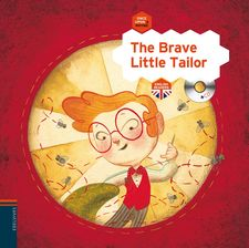 THE BRAVE LITTLE TAILOR-EDELVIVES / GONZALEZ URBERRUAGA, EMILIO-9788426389305
